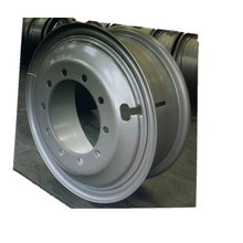 High Quality Steel Rims Used Trailer/Semi-trailer Parts