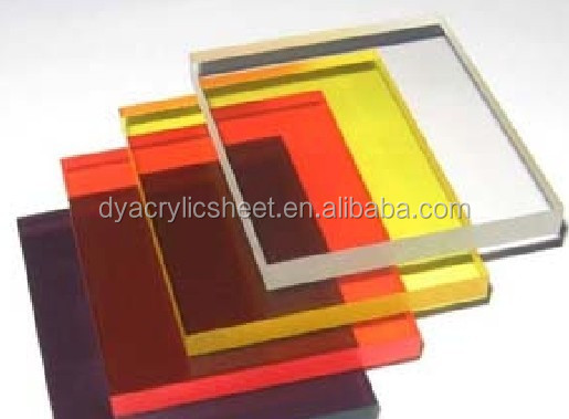 Colored clear acrylic clear acrylic sheet cut to size sheet cut to size