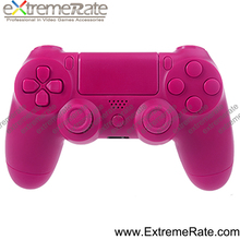 2017 Matte Pink Shell for PS4 Wireless Controller Shell Housing Cover Mod Kit