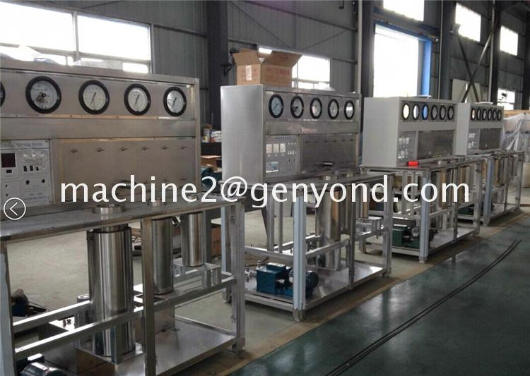 Good quality Supercritical CO2 extracting device From skype:genyondmachine2