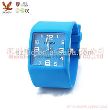 Advertising gifts fashion silicone women's montre&ladies watch 2013
