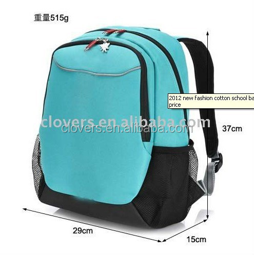 Winter season student backpacks in china