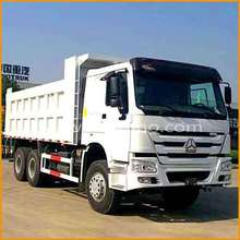 man diesel dump trucks HOWO ZZ3257N3647 tipper truck lorry price