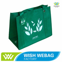 Cheap Customized Non Woven Shopping Bag