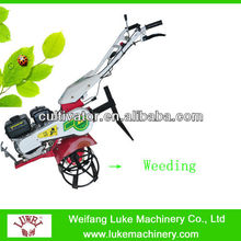 weeding and micro-tilling soil loosen machine