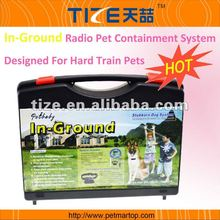 dog containment systems TZ-PET026 In-ground pet fence Design for hard train pets