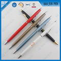 2017 High Quality Classical Slim Promotional Pens in Metal Material