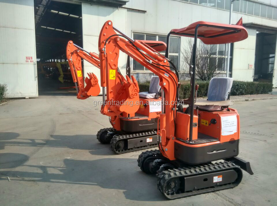 cheap price mini excavator / mini digger for sale in nigeria