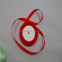 Factory High Quality Wholesale Polyester PP Satin Grosgrain Ribbon