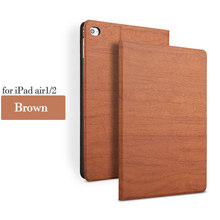 Tree Texture For iPad Air 2 Case for iPad 6 Leather Cover with Card Slots For iPad Air Case