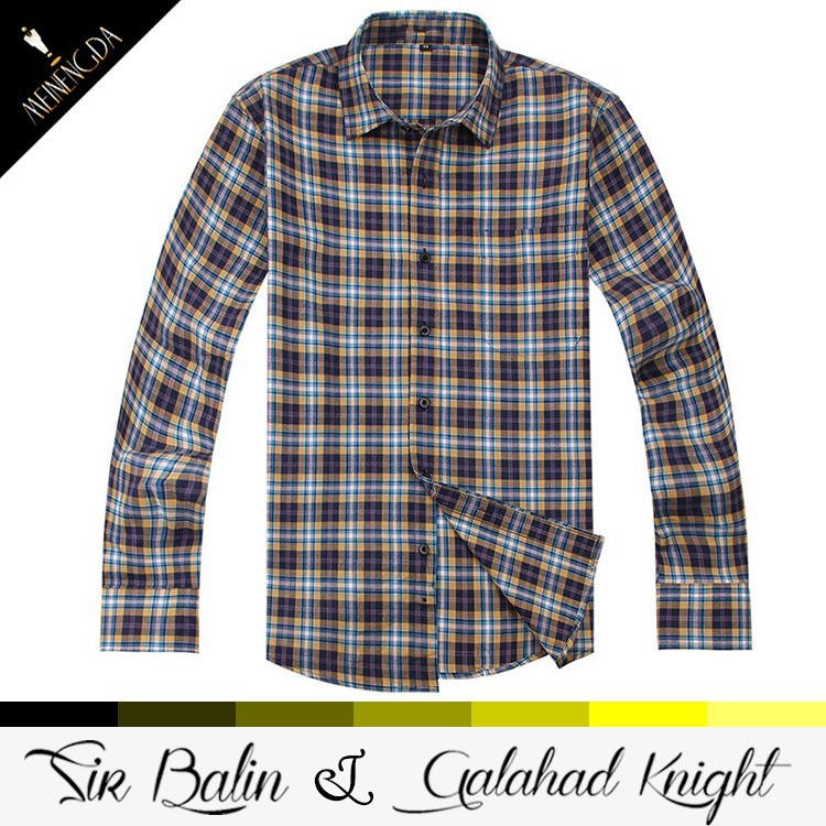 online shopping for wholesale clothing casual style man plaids led display t-shirt