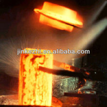 nut induction heating hot forging generator for bolt