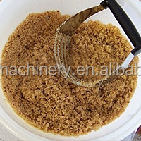 raw brown sugar equipment