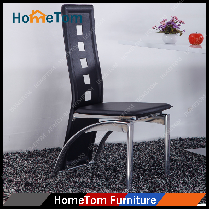Wholesale French Chrome Legs Dining Chair