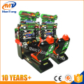 Mantong 3Dx+ game machine 2014 Crazy and Funny Racing Midnight Maximum Tune Arcade Game Machine