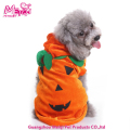 pumpkin design pet dog costume halloween cute clothes for pets