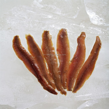 High quality vecum packed salted anchovy fillets