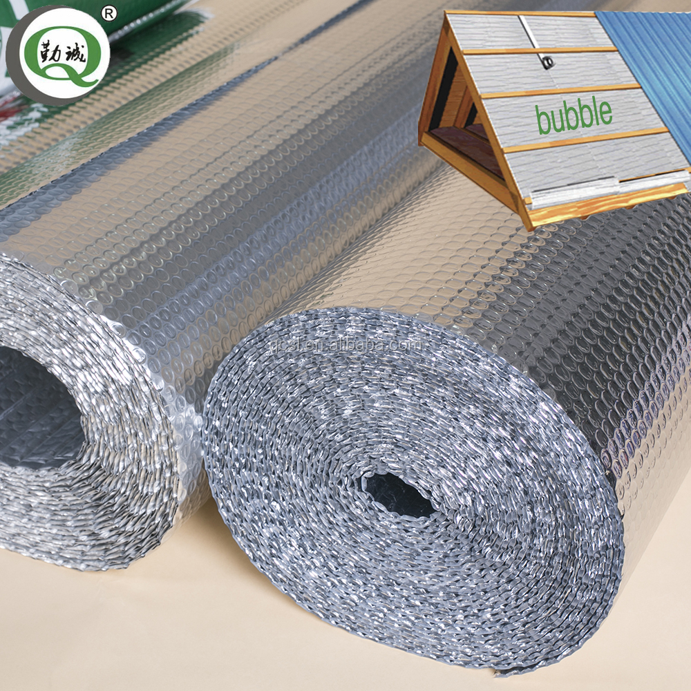 Roof thermal insulation aluminum foil air bubble