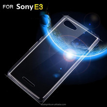 Ultra-thin High Clear Crystal Transparent TPU Gel Soft Case Cover For Sony Xperia Z1 Z2 Z3 Compact mini M2 T2 T3 C3 E3