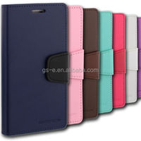 Goospery Sonata Diary Case Wallet Leather Stand Flip Cover for Samsung Galaxy Note 2 II