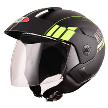 hot sale custom decals cheap chinese motorcycle open face helmet