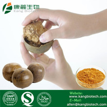 Natural sweetener Luo Han Guo Extract 80% Mogroside , Lo Han Guo , Momordica grosvenori Extract