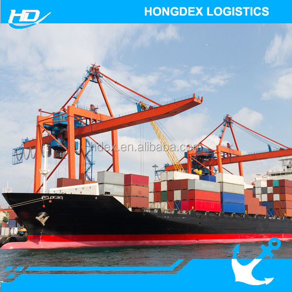 freight forwarding lowest price sea shipping service to india