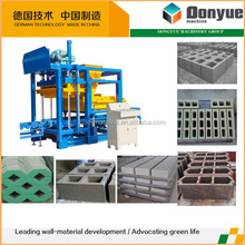 baking free block machine main technical parameters concrete production brick making machine in namibia