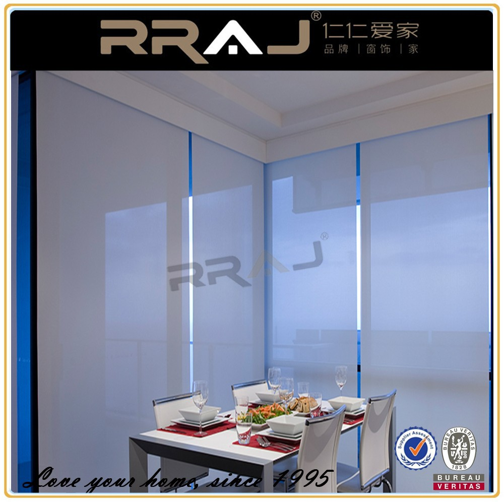manual roman roller blinds supplier from china