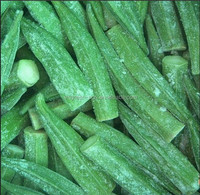frozen chinese vegetable okra