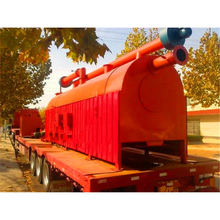Woodworking Machinery sludge treatment carbonization furnace