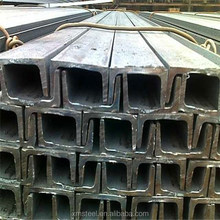 a36,ss400,q235,q345 hot rolled u channel steel beam/astm a36 channel steel american standard