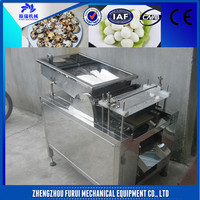 Cheapest CE hard boiled quail egg peeling machine