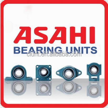 Top quality asahi brand or neutral pillow block bearing UCP205