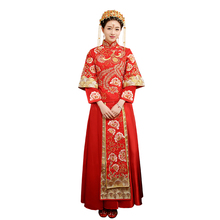 2018 free shipping traditional chinese dress tuxedo suits women clothing dresses