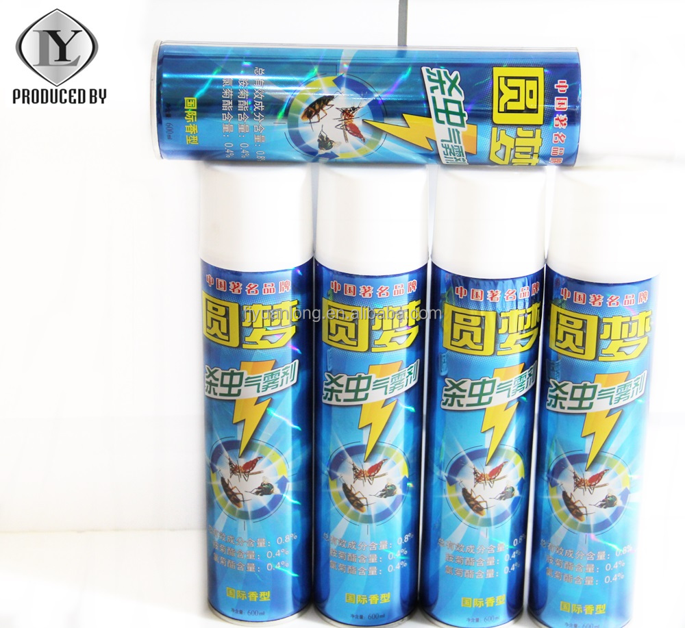 Pest Control Products of Professional Manufacturer Aerosol Spray for Insect Killing