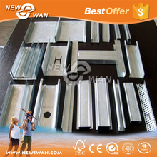 Drywall Partition Metal Stud Profiles for Gypsum Board