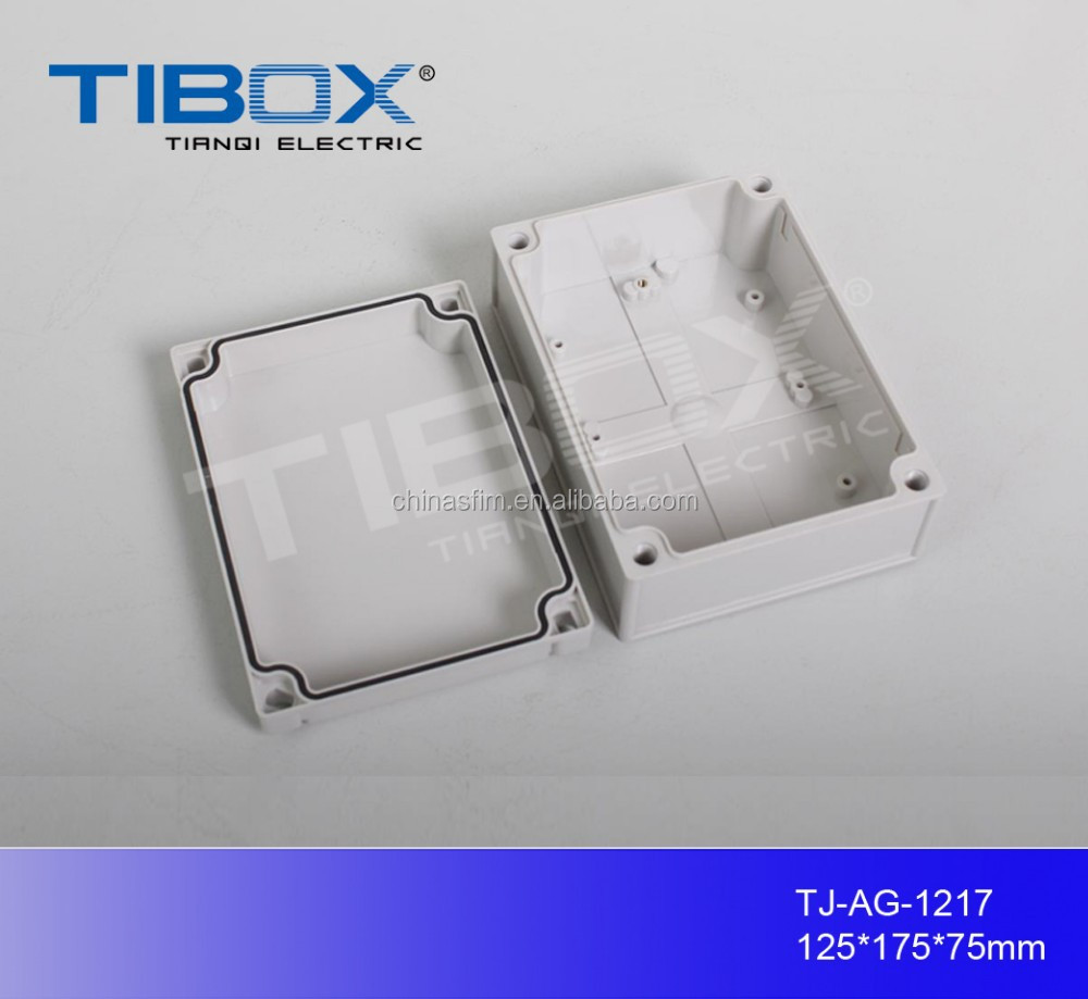 TIBOX ABS VGA to AV converter switch box