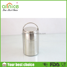 2015 Stanless steel 304 stainless steel soup jar /food thermos container /hot food thermos containers
