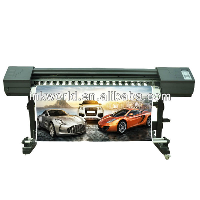 Eco solvent printer (for Epson DX7 print head ) ,X2A-6407 Series DX7 printer