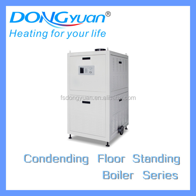 Gas-Fired condensing boiler gas heating boiler for hotel and industry