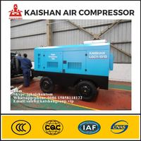 Hot Sale! Diesel Screw Silent Air Compressor(LGCY13/13)