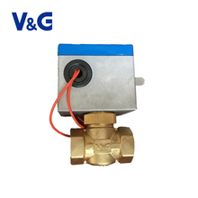 Factory Directly Provide Quality Motorized Water Brass Solenoid Valve