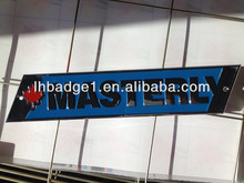 China Etching Customized New Style Of nameplate/new style of nameplate/metal nameplate
