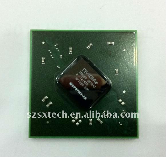 100% Brand NEW and Original nVIDIA MCP67MV-A2 BGA IC Chipset for Laptop