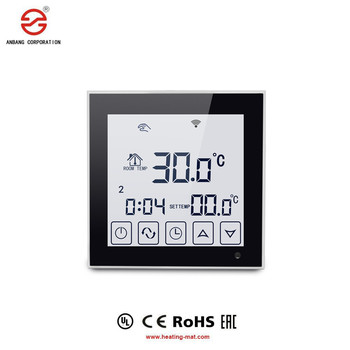 AB03H WIFI Wireless Programmable Room Thermostat For Home Heating