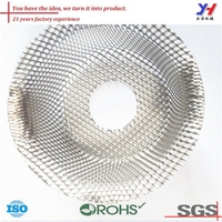 customize filter mesh and sintered stainless steel filter plate,stainless steel filter mesh cone mesh