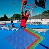 Factory Best Sell leisure basketball floor