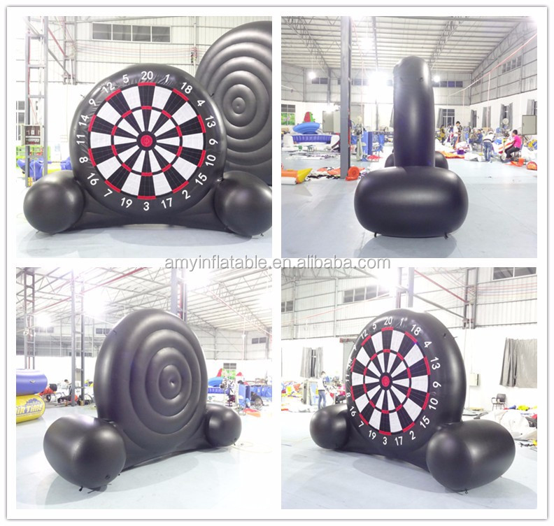 inflatable sports darts game