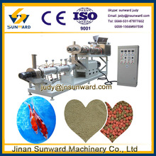 New design hot sale fish food make facilities, fish feed making machine
